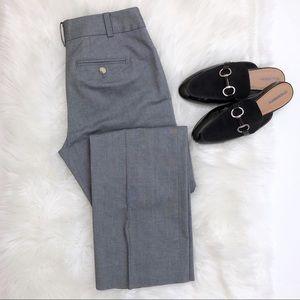 Talbots Grey Dress Pants Size 2